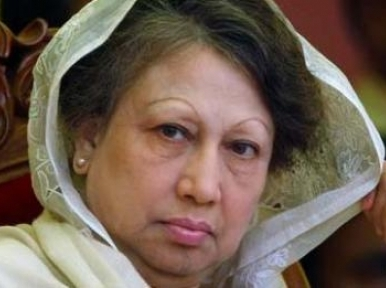Khaleda Zia's article and some questions