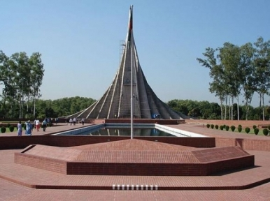 মুক্তিযোদ্ধাদের প্রতি শ্রদ্ধা জানালো সারা বাংলাদেশ