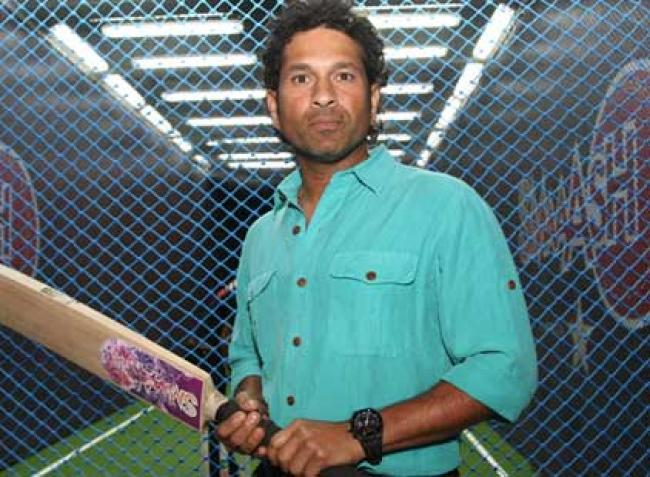 In my heart I will always play for India: Sachin