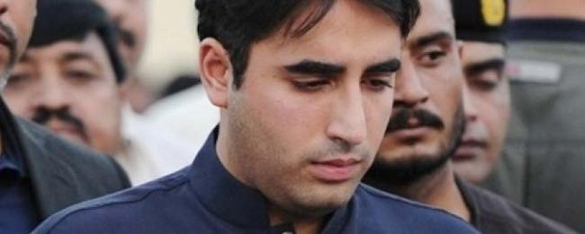 Benazir Bhutto\'s son launches political career