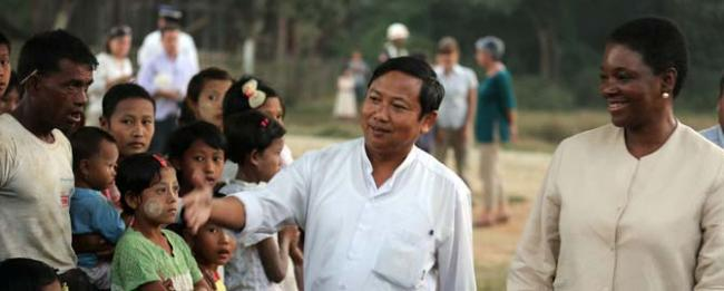UN gives $5.3 million to assist displaced in Myanmar