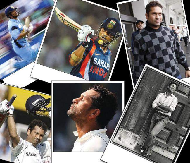 Sachin annouced his retirement for ODI\'s