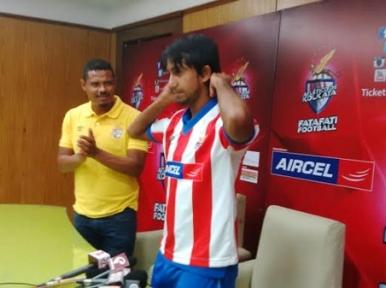 Atletico de Kolkata embraces Bangladeshi footballer Mamunul Islam