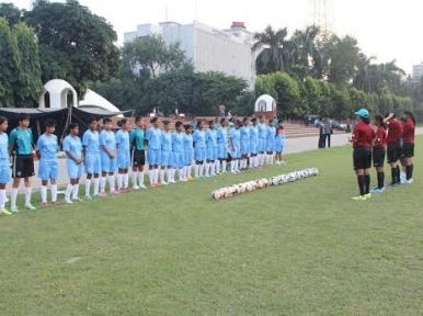 Jordan match crucial test for India U-16 girls