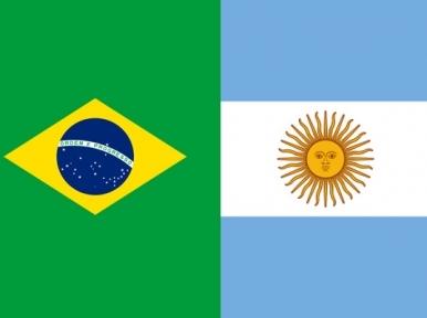 Brazil beat Argentina 2-0 in International friendly