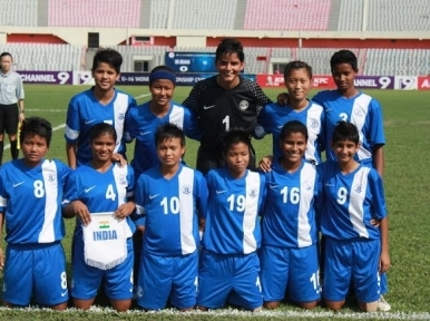 Iran rally to beat India 2-1 in AFC U-16 Women's Qualifiers