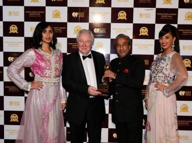 Cox & Kings wins Luxury Tour Operator award