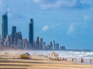 Australia records highest arrivals growth in 10 years
