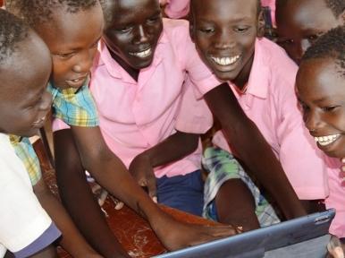 Half the world's refugee children not in school, UN agency finds