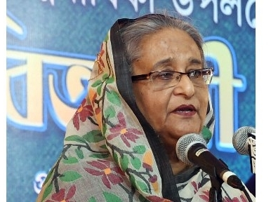 Hasina congratulates Bangladesh team for winning series against Zimbabwe