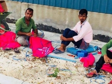 Is Progressive Party of Maldives (PPM) using Bangladeshis to pose as illegal voters?