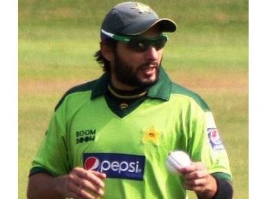 Shahid Afridi won't play in IPL this year