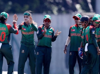 Bangladesh Cricket team scripts victory