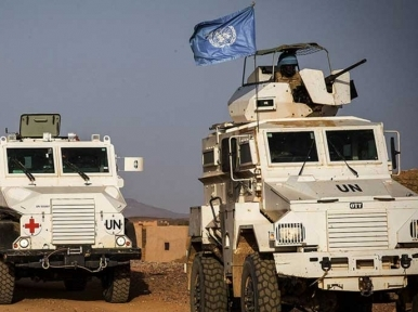 Ten UN peacekeepers killed in a terrorist attack in northern Mali