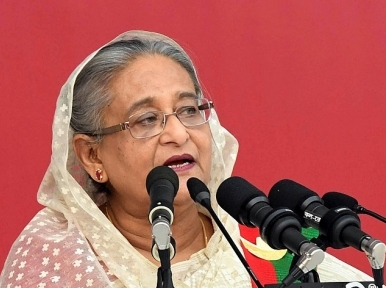Sheikh Hasina's Triumphant Onward March