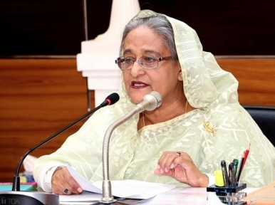 Sheikh Hasina among world's 100 most influential people