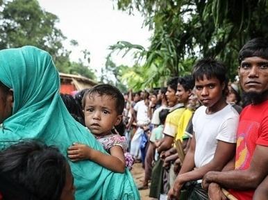 Rohingya crisis and Bangladesh government's efforts to tackle it