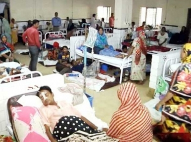 Record Dengue patients admitted to Dhaka hospitals in July