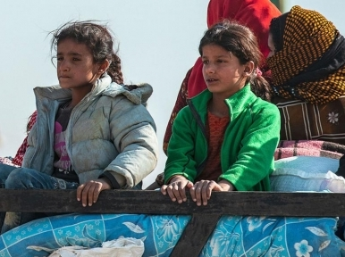 UNICEF urges governments to repatriate thousands of foreign children stranded in northeast Syria