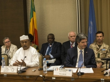 UN condemns 'unspeakable' attack that leaves scores dead in central Mali