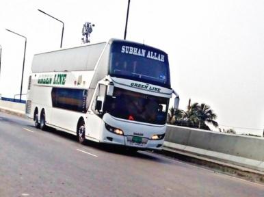 Bus service between Pirojpur-Kolkata starts