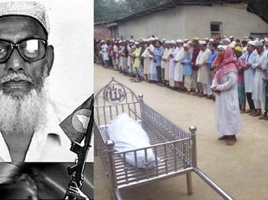 Muktijoddha refuses to take national honour while burying