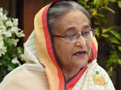 Ganguly arranges 50 items food buffet for Sheikh Hasina