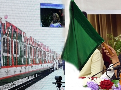 Dhaka-Cox Bazar route to have quick travel train