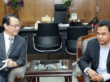 Japan to form new business deal with Bangladesh: Finance Minister