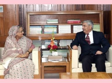 ICC Chairman feels Bangladesh is a rising star