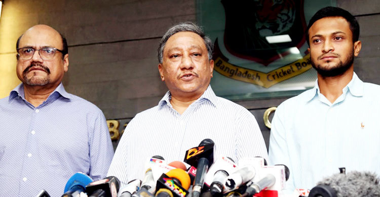 BCB can do nothing to reduce Shakib's punishment: Papon