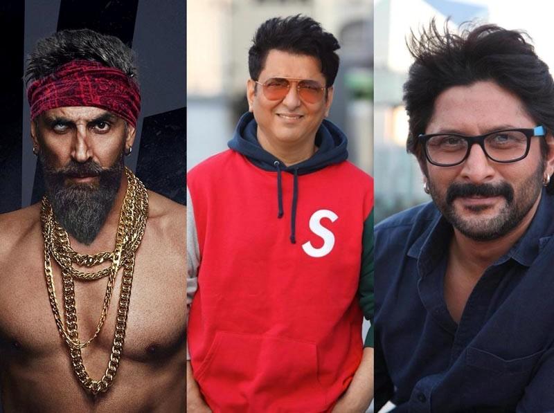 Bollywood: Akshay Kumar, Arshad Warsi team up for Bachchan Pandey