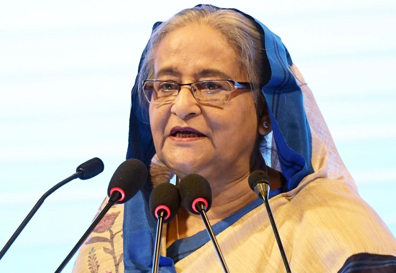 PM Hasina calls for 'sustainable future' in investment
