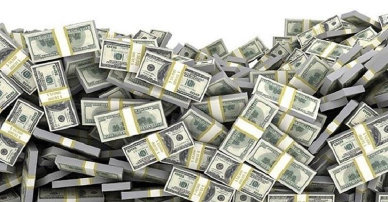 Forex reserves cross $40 billion