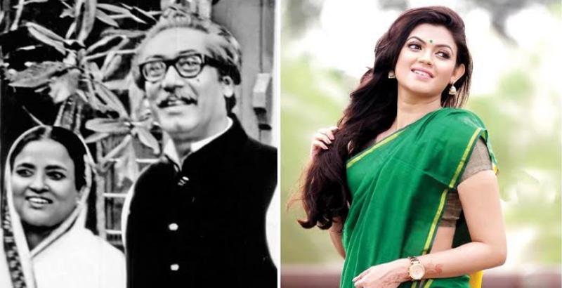 Nobela to be part of Benegal's movie on Bangabandhu