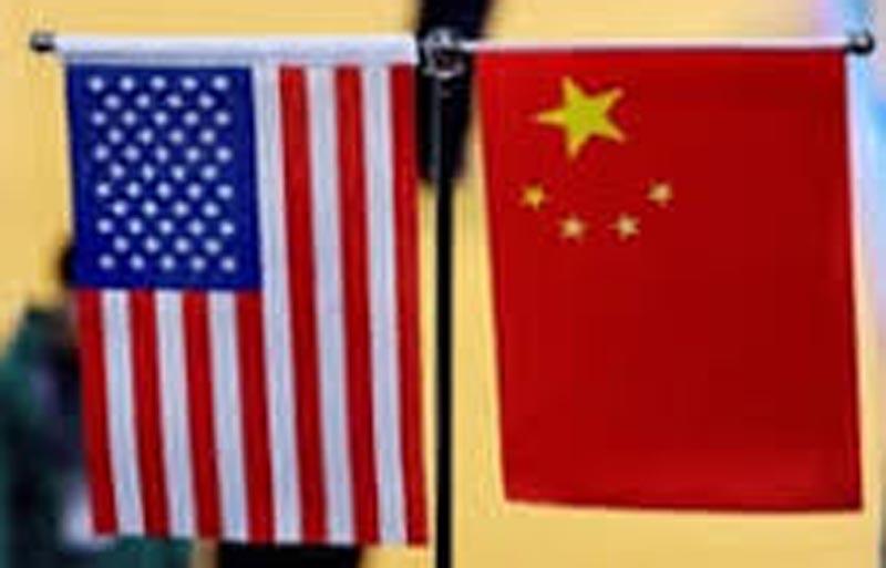 US-CHINA TRADE WAR BROADENED TO MEDIA WAR