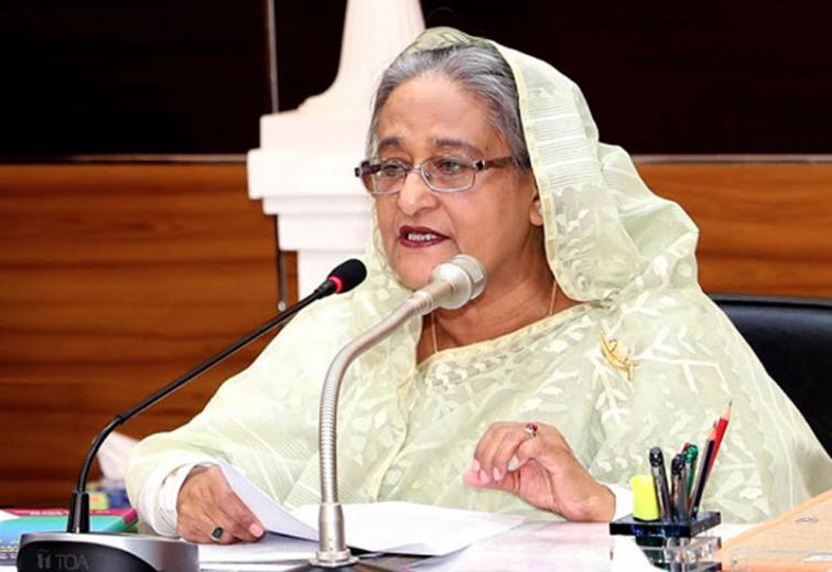 Accolades of Prime Minister Sheikh Hasina