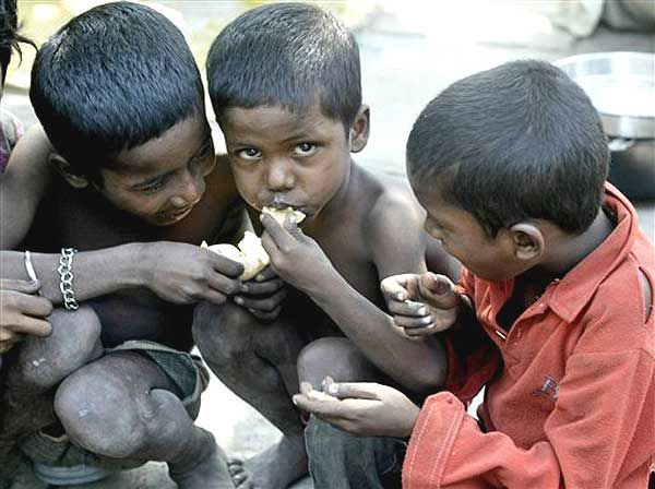 Bangladesh is 13 steps ahead in the world hunger index