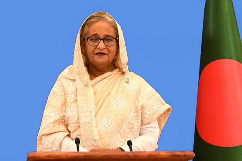 Prime Minister is hopeful that the spread of coronavirus in Bangladesh will be stopped