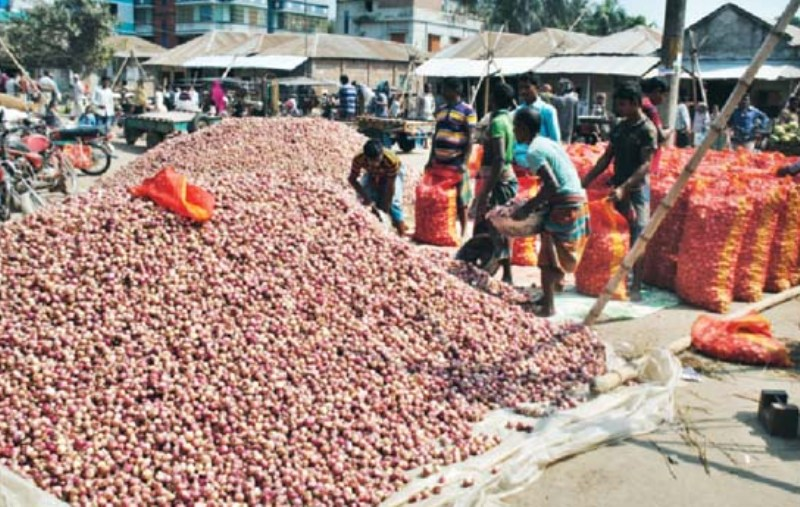 Bangladesh will be self-sufficient in onion production within four years