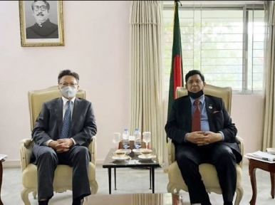 Chinese envoy voices concern over not starting repatriation of Rohingya