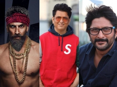 Bollywood: Akshay Kumar, Arshad Warsi team up for Bachchan Pandey