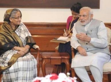 Bangladesh-India sign seven MoUs