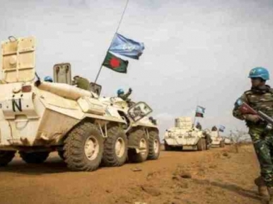 Bangladeshi peacekeeper killed in accident in Central African Republic