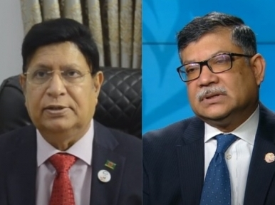 Foreign Minister AK Abdul Momen, Secretary Masud Bin Momen test Covid 19 positive