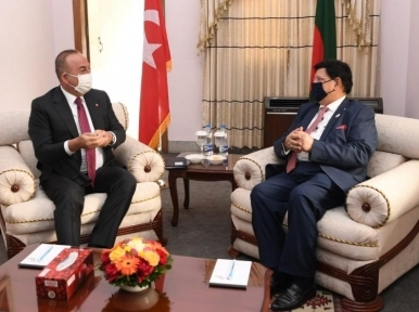 Turkey wants to increase cooperation in Bangladesh's big projects and defense sector