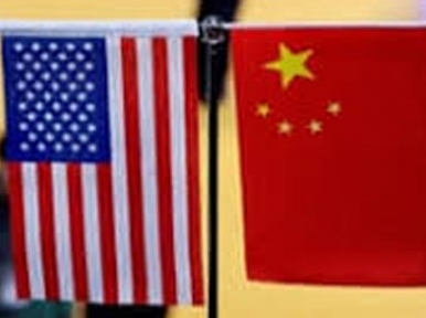 US-CHINA TRADE WAR BROADENED TO MEDIA WAR