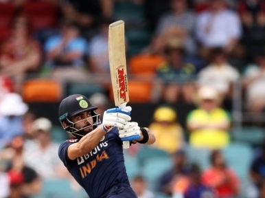Cricket: Virat Kohli surpasses Sachin Tendulkar to score fastest 12,000 runs in ODIs