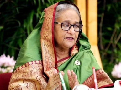 Prime Minister Hasina urges leaders, party workers to be patient while dealing with a situation