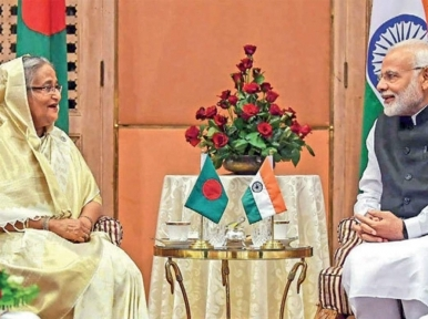 Modi-Hasina to meet in December